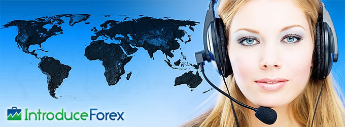 Contact IntroduceForex.com